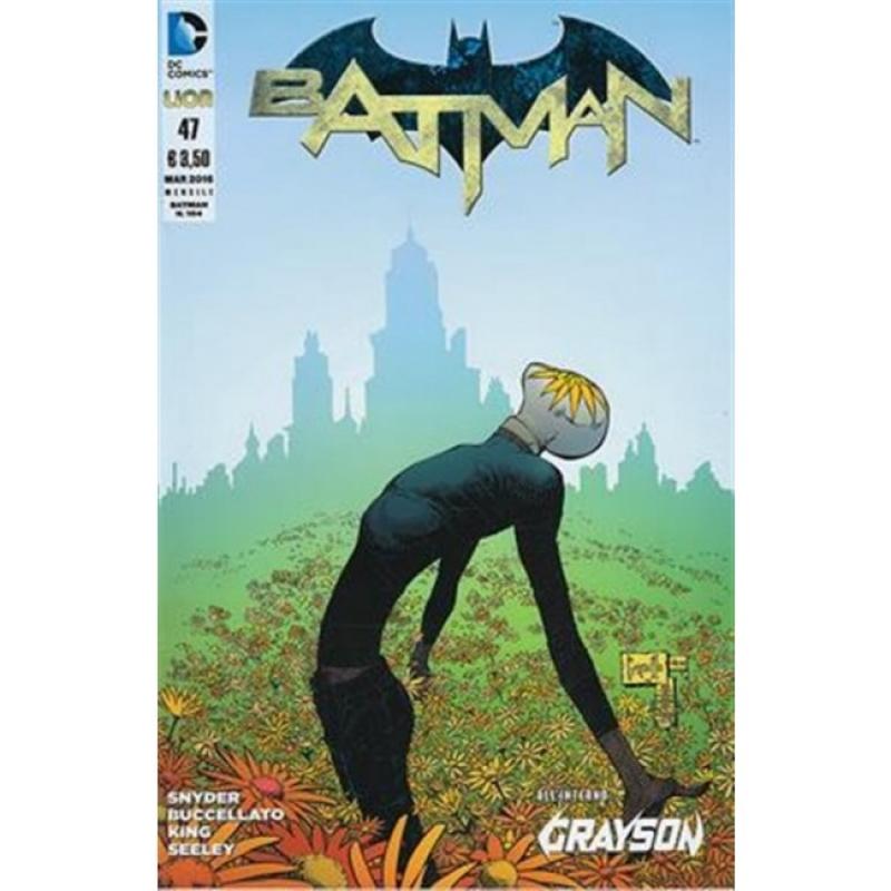 BATMAN THE NEW 52 (LION) 47
