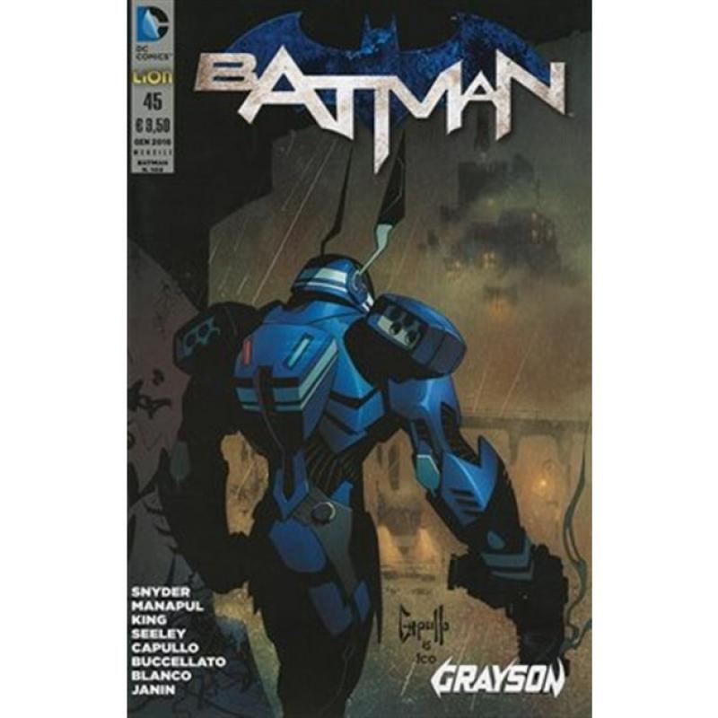 BATMAN THE NEW 52 (LION) 45
