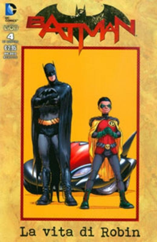 Batman Speciale – La Vita di Robin 04 - EDIZIONE LIMITATA