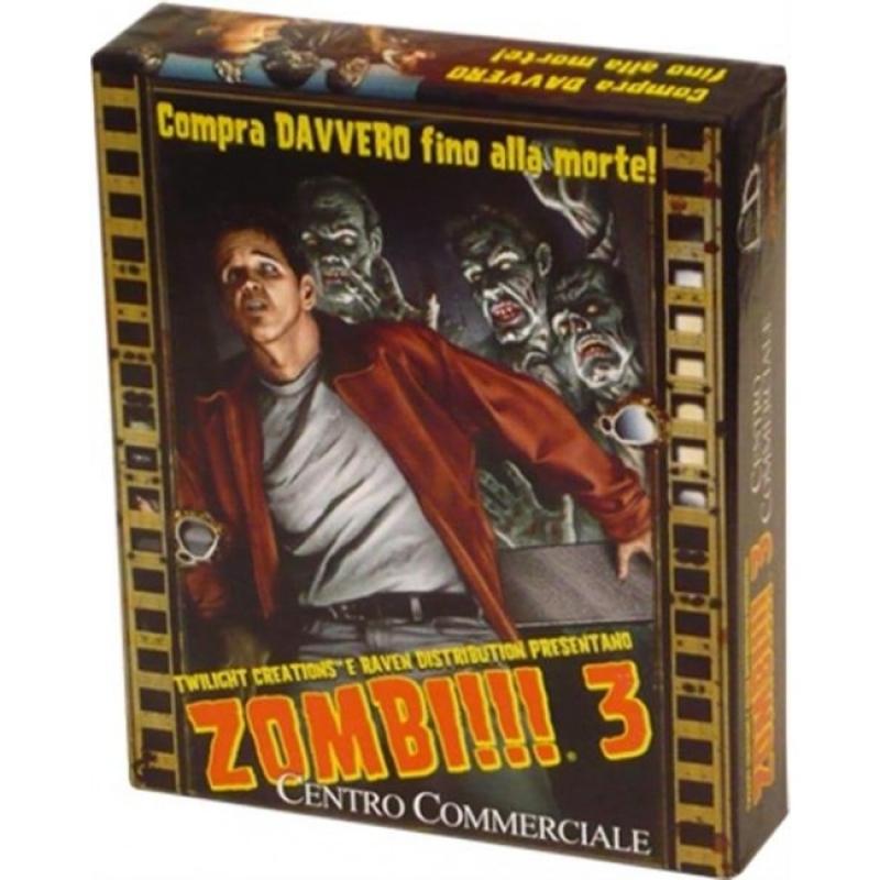 Zombi!!! 3 - CENTRO COMMERCIALE