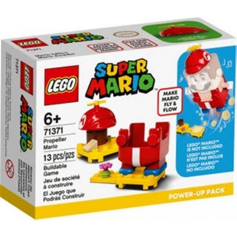 71371 - SUPER MARIO - MARIO ELICA POWER UP PACK
