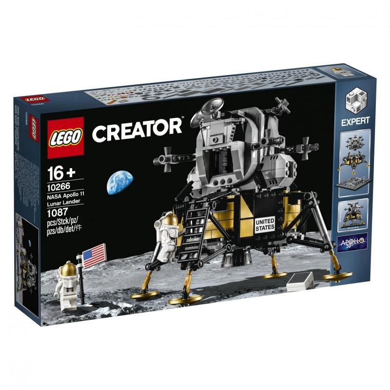 10266 - LEGO CREATOR - NASA APOLLO 11 LUNAR LANDER
