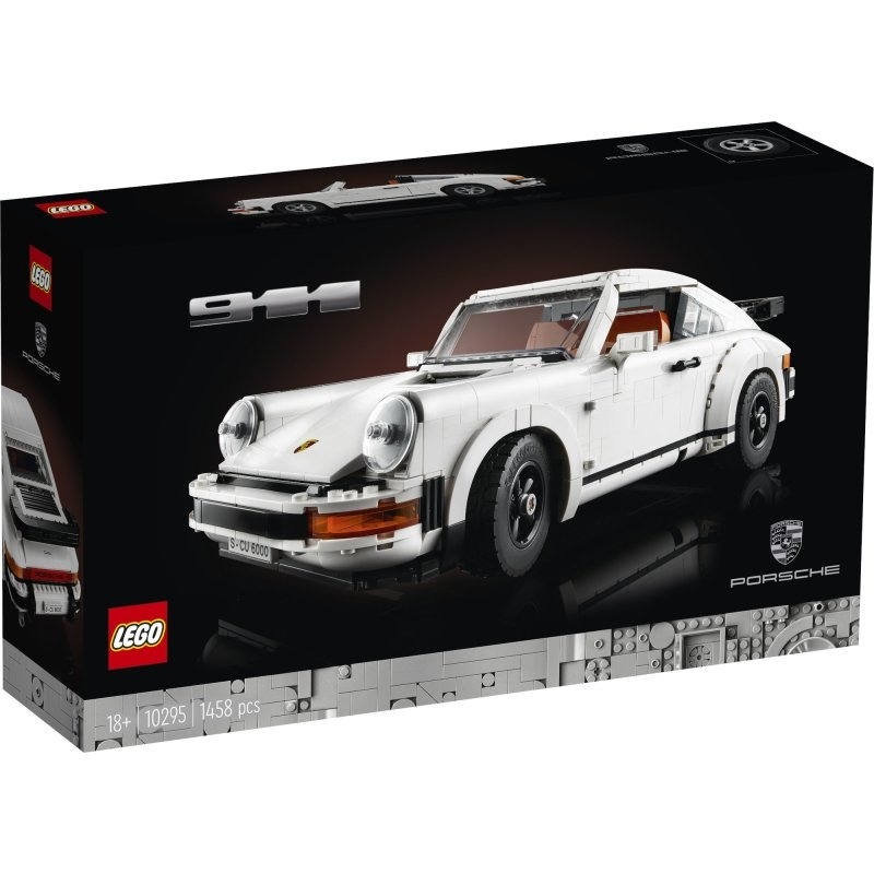 10265 - LEGO CREATOR EXPERT - PORSCHE 911