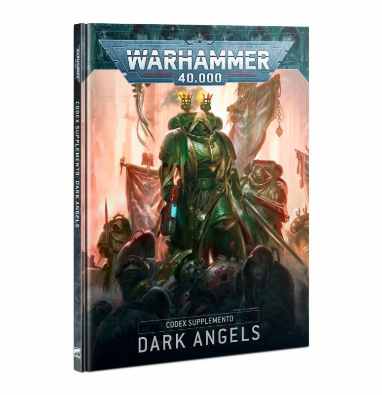 Codex supplemento: Dark Angels (Italiano)