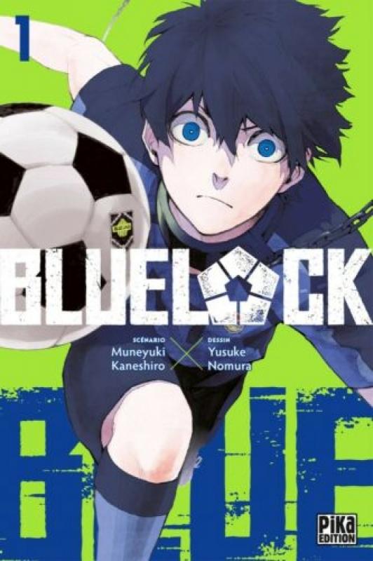 BLUE LOCK #1