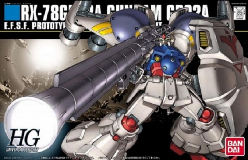 HIGH GRADE (HG) - GUNDAM GP-02A (1/144)