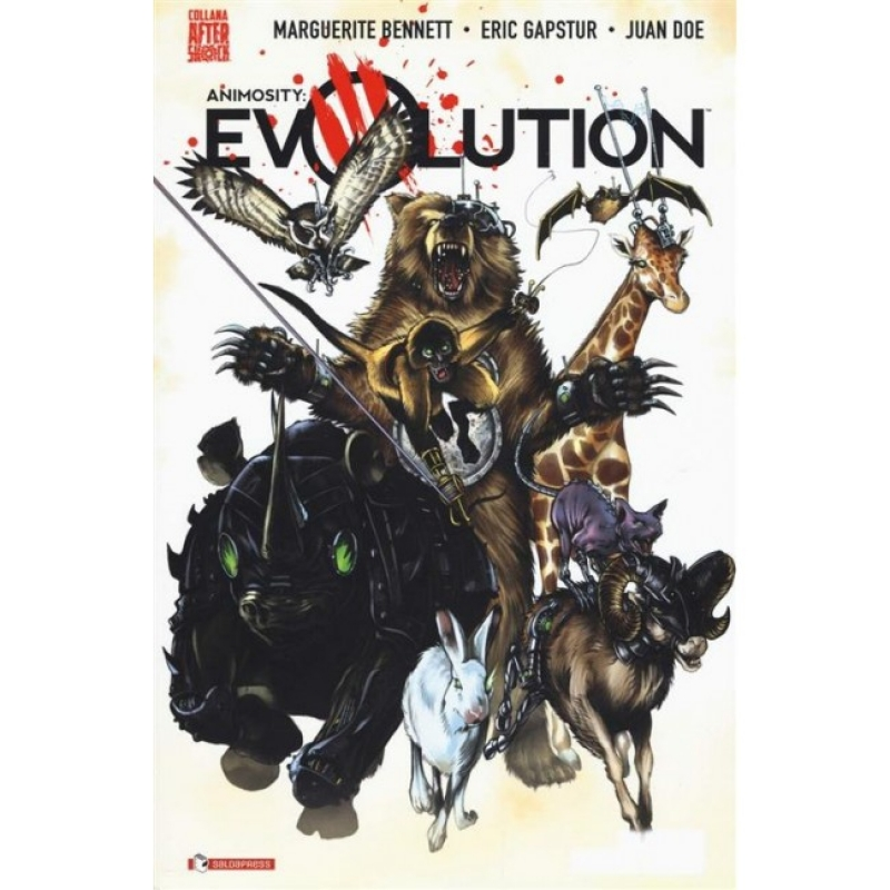 ANIMOSITY EVOLUTION 1 - MONDO NUOVO