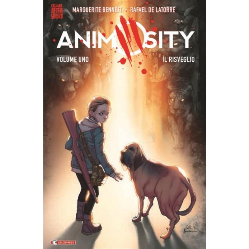ANIMOSITY 1 - IL RISVEGLIO