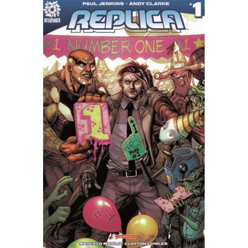 REPLICA 1 - Transfer (BROSSURATO)
