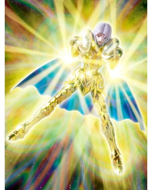 BANDAI SAINT SEIYA MYTH CLOTH EX GOLD SAINT ARIES MUR REVIVAL VERSION