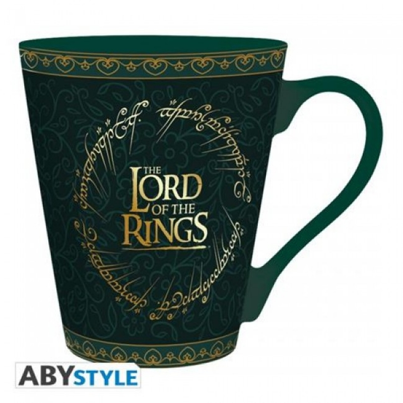LORD OF THE RINGS - TAZZA 250ML - ELVEN