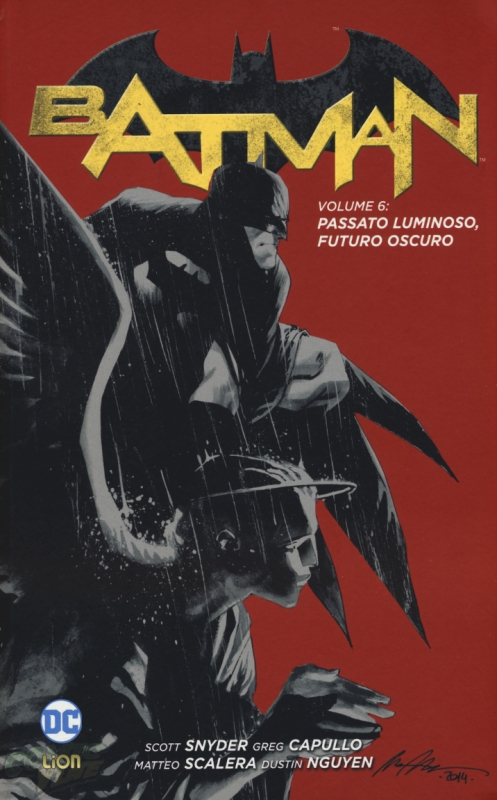 BATMAN VOL.6: PASSATO LUMINOSO, FUTURO OSCURO - NEW 52 LIMITED 90