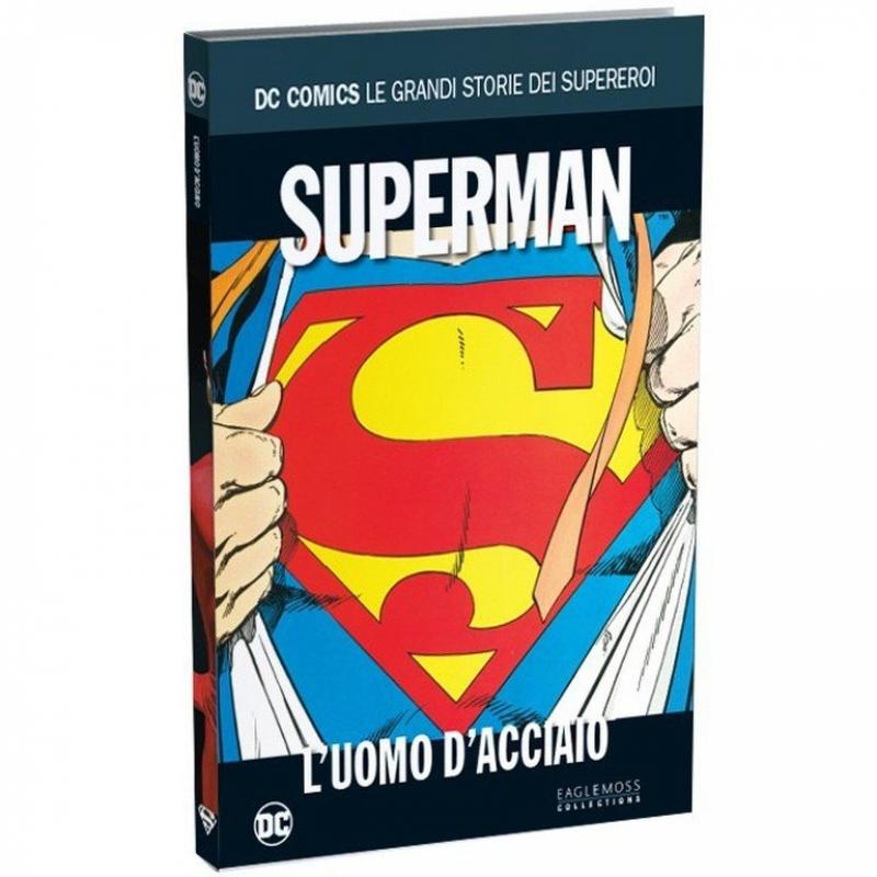 SUPERMAN: L'UOMO D'ACCIAIO - DC COMICS LE GRANDI STORIE DEI SUPEREROI #5
