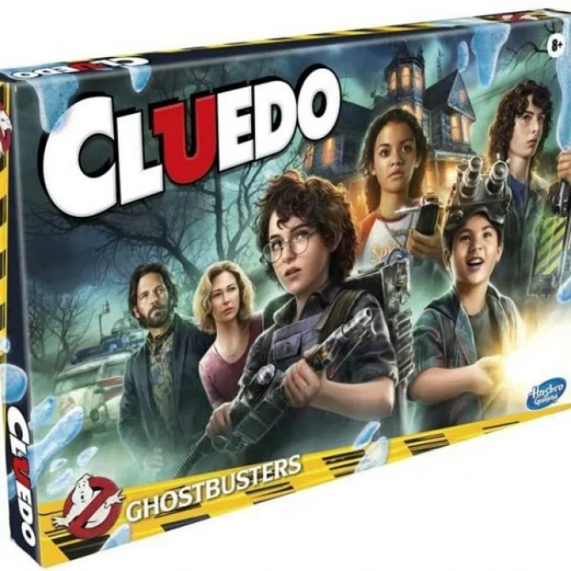 CLUEDO GHOSTBUSTERS