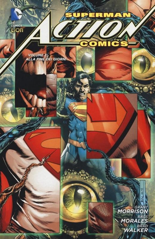 SUPERMAN ACTION COMICS VOL.3: ALLA FINE DEI GIORNI - NEW 52 LIMITED 33