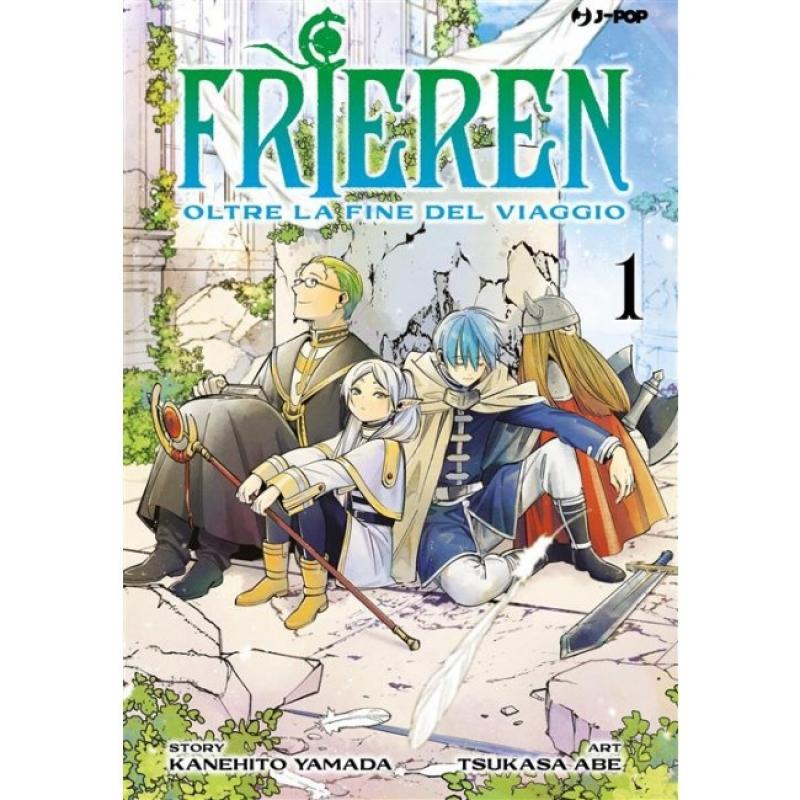 FRIEREN - OLTRE LA FINE DEL VIAGGIO 1 - VERSIONE REGULAR