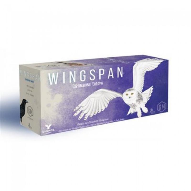 WINGSPAN: EUROPA - ESPANSIONE
