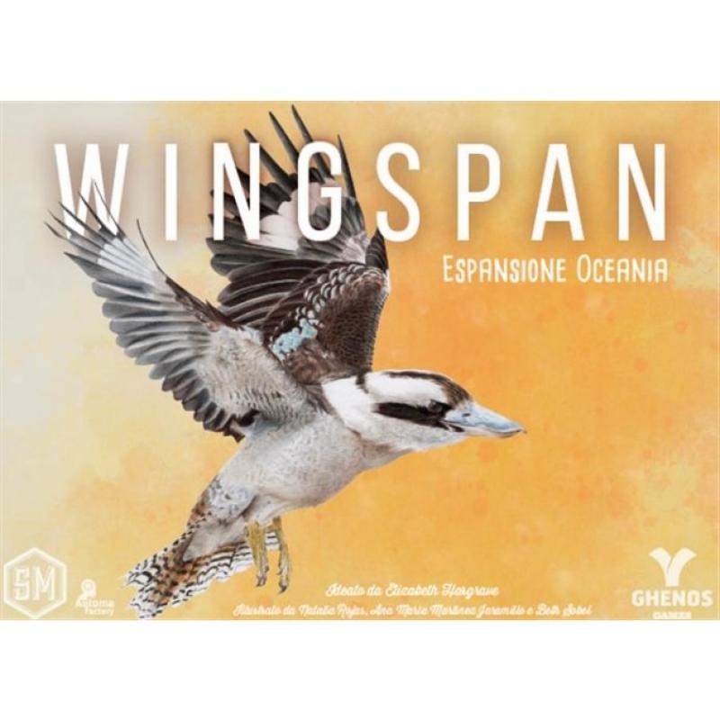 WINGSPAN: OCEANIA - ESPANSIONE