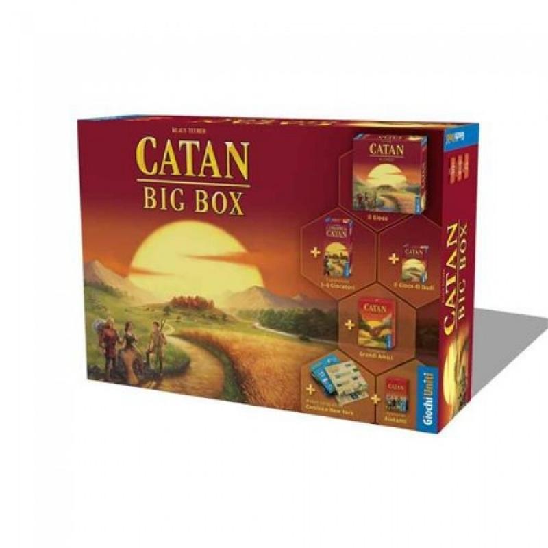 I COLONI DI CATAN - BIG BOX - EDIZIONE 2021
