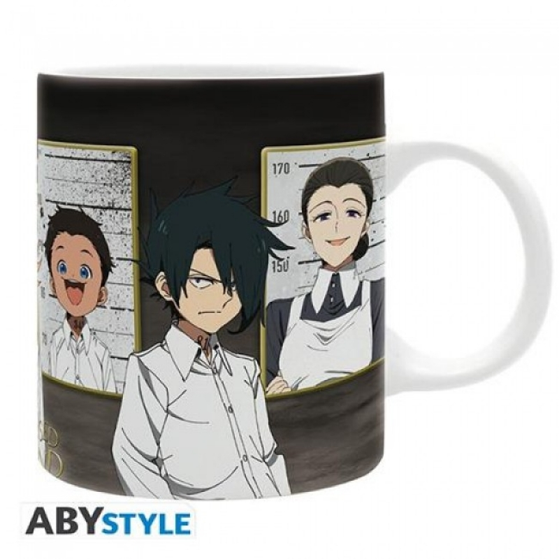 THE PROMISED NEVERLAND - TAZZA 320ML -GRACE FIELD HOUSE