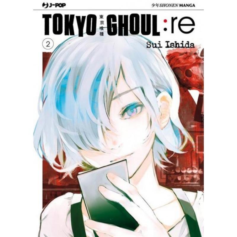 TOKYO GHOUL: RE #2