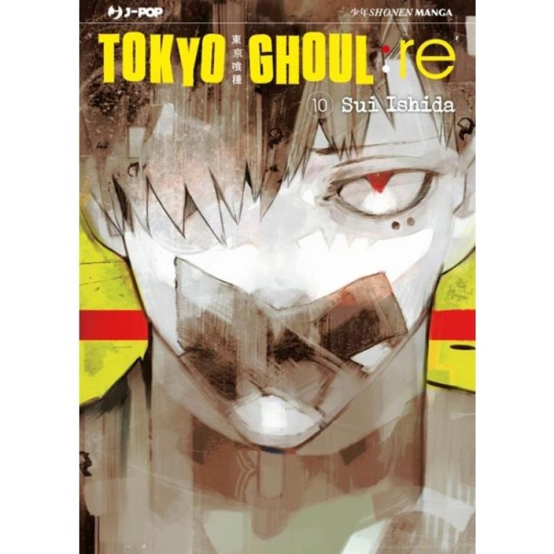 TOKYO GHOUL: RE #10