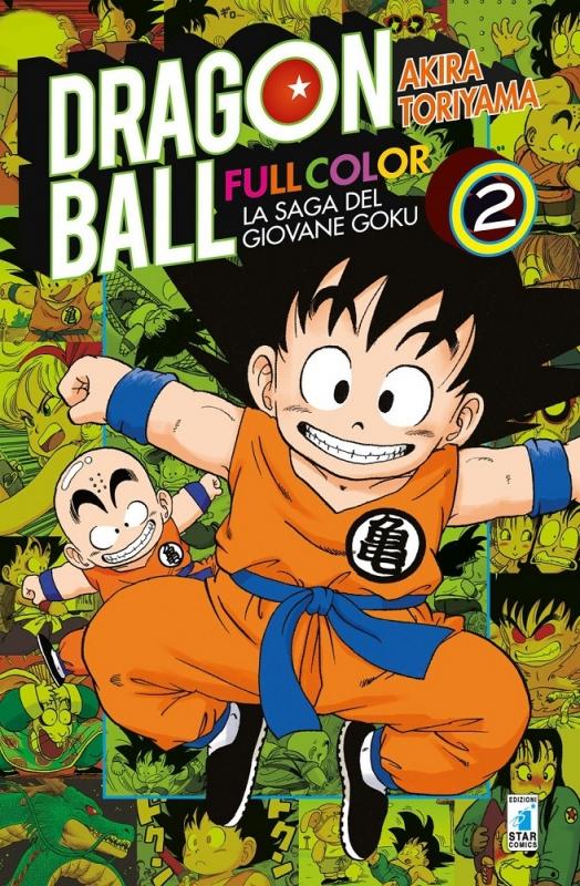 DRAGON BALL FULL COLOR #2 - LA SAGA DEL GIOVANE GOKU