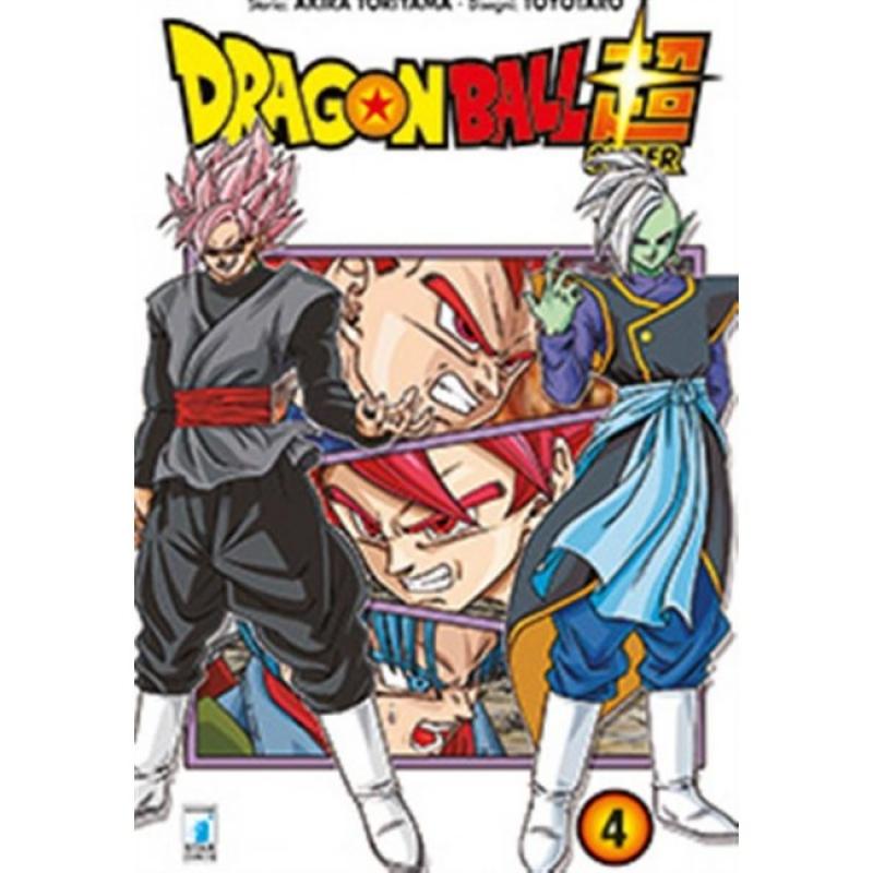 DRAGON BALL SUPER #4