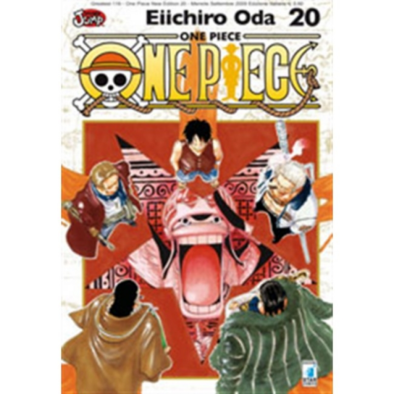 ONE PIECE NEW EDITION #20