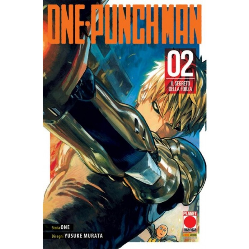 ONE-PUNCH MAN #2 - RISTAMPA