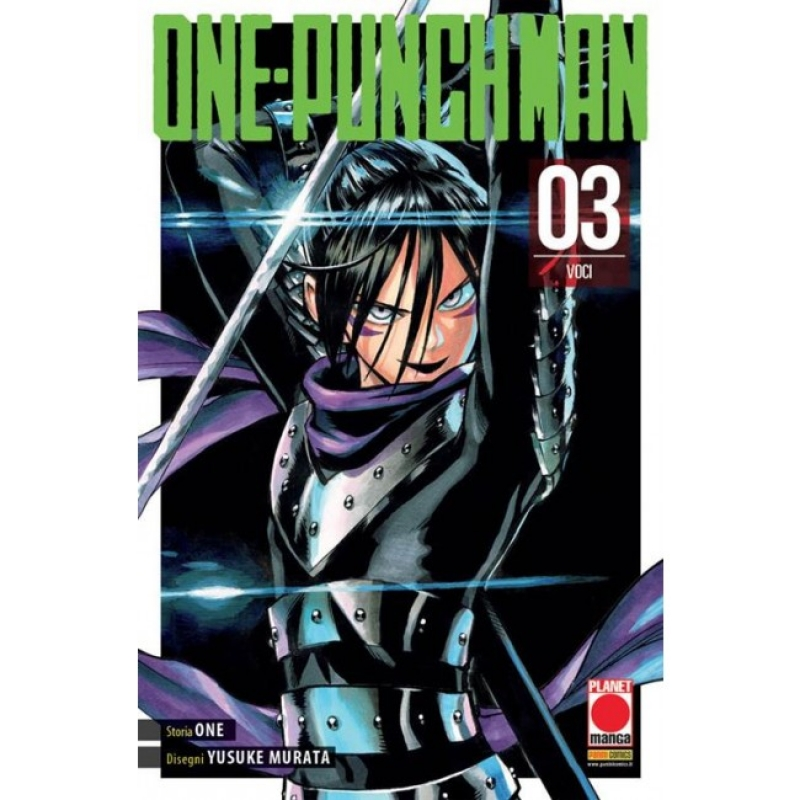 ONE-PUNCH MAN #3 - RISTAMPA
