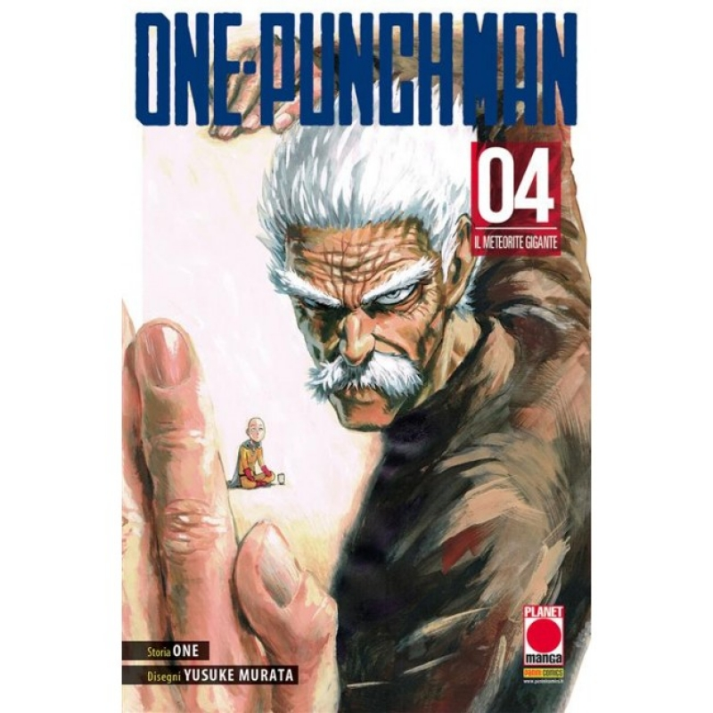 ONE-PUNCH MAN #4 - RISTAMPA