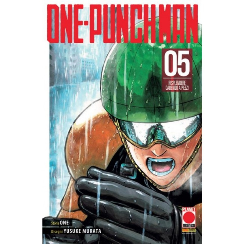 ONE-PUNCH MAN #5 - RISTAMPA