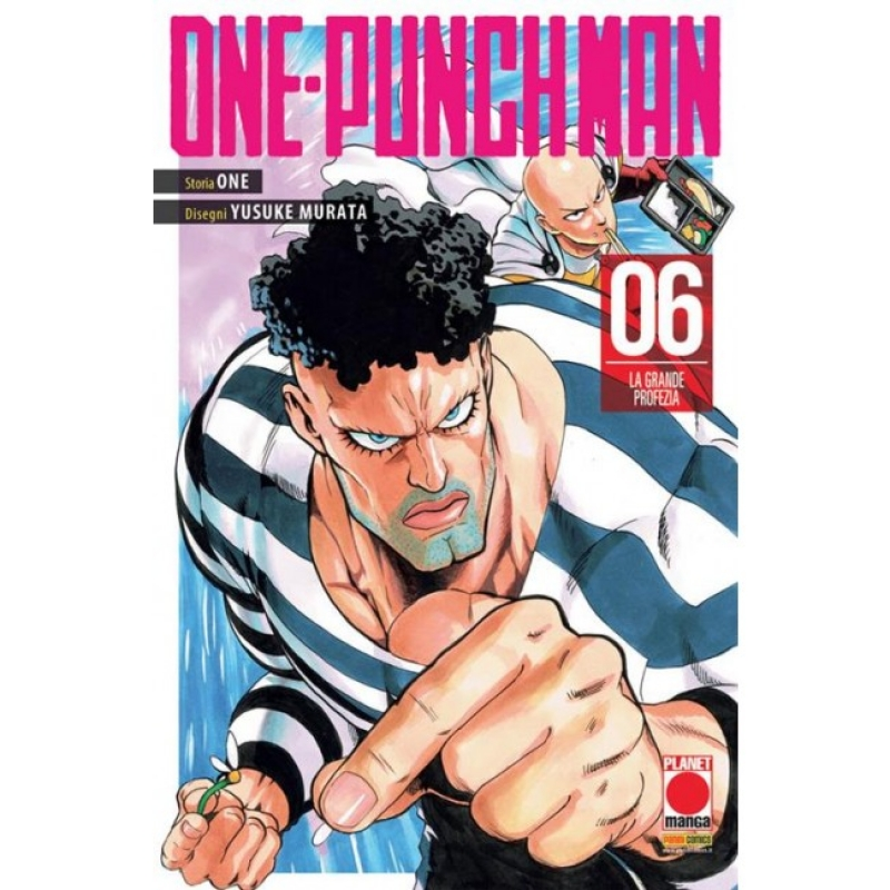 ONE-PUNCH MAN #6 - RISTAMPA