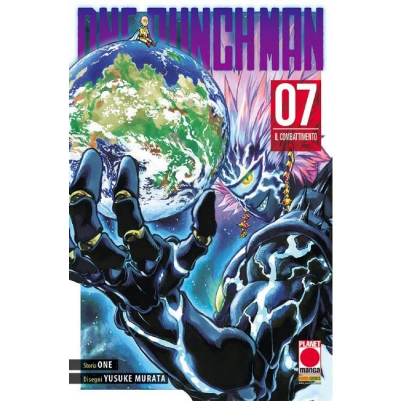 ONE-PUNCH MAN #7 - RISTAMPA