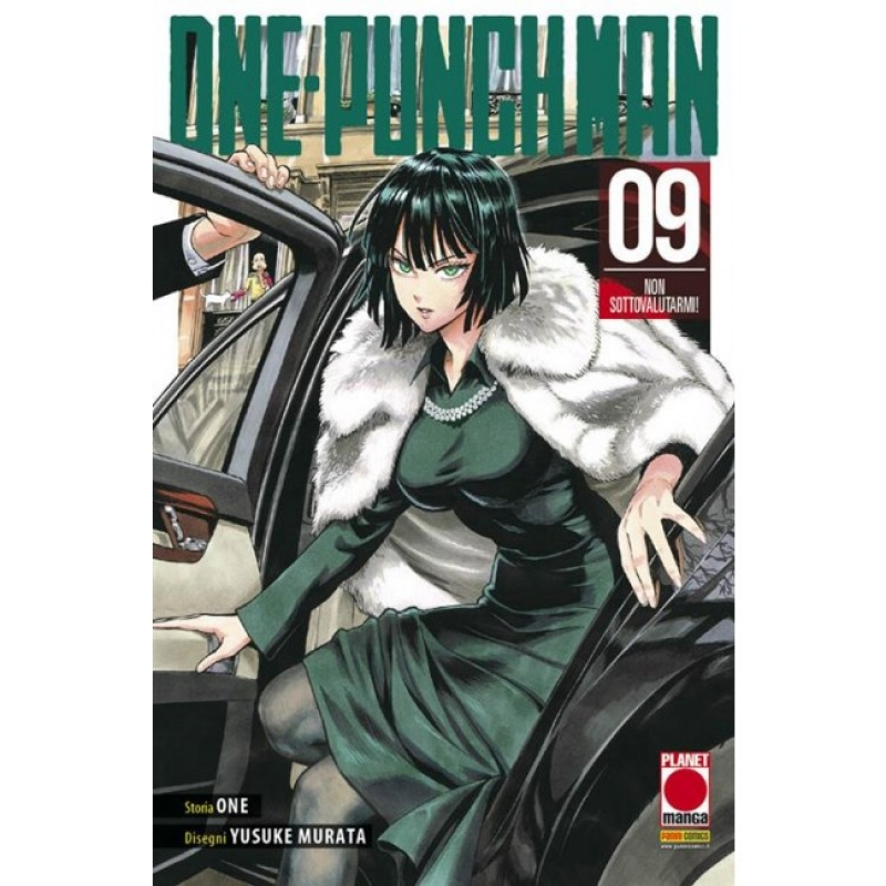 ONE-PUNCH MAN #9 - RISTAMPA