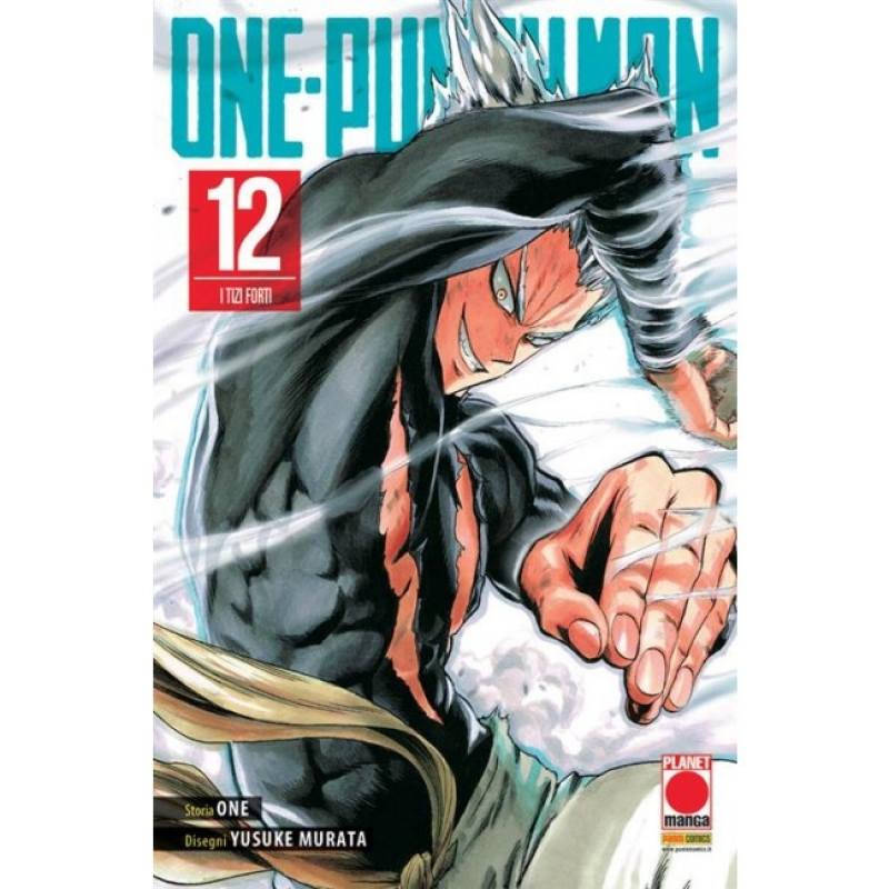 ONE-PUNCH MAN #12 - RISTAMPA