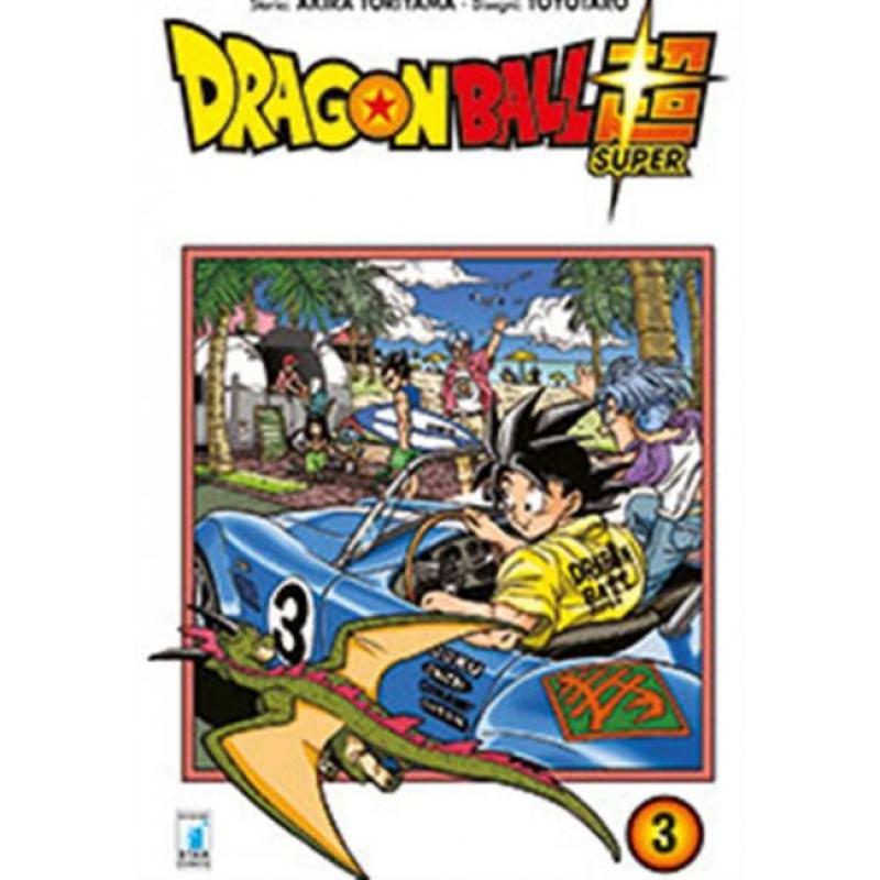 DRAGON BALL SUPER #3