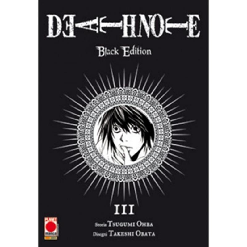 DEATH NOTE BLACK EDITION #3 (DI 6) - RISTAMPA