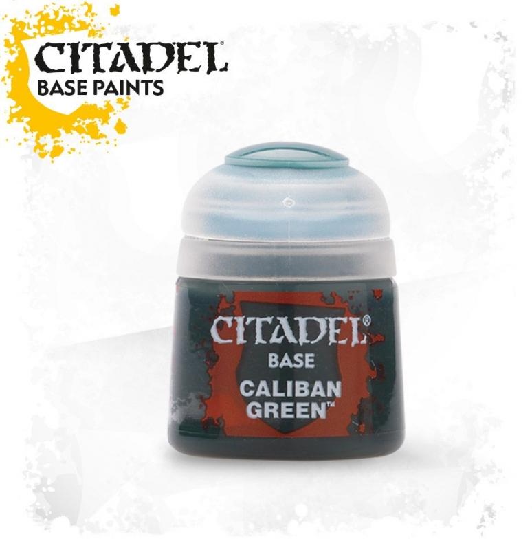 Base - Caliban Green