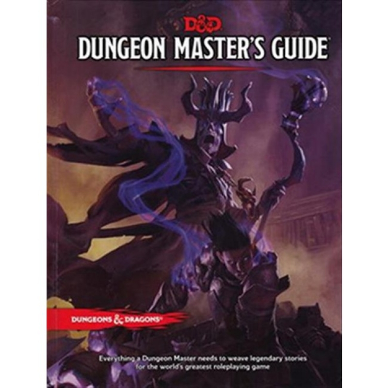D&D 5.0 - MANUALE DEL DUNGEON MASTER