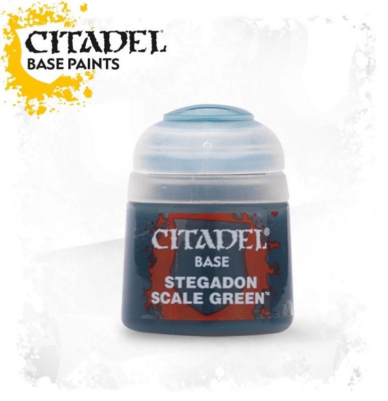 Base - Stegadon Scale Green