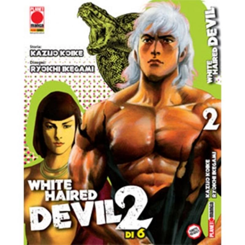 WHITE HAIRED DEVIL #2 di 6