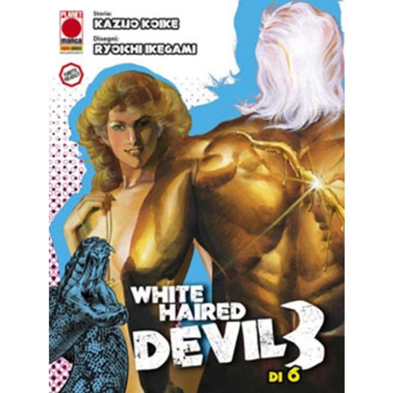 WHITE HAIRED DEVIL #3 di 6