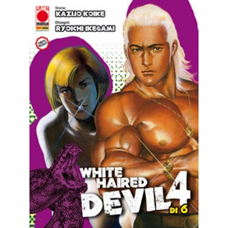 WHITE HAIRED DEVIL #4 di 6