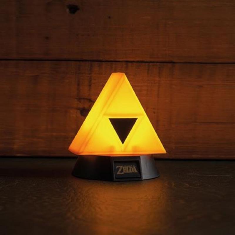 THE LEGEND OF ZELDA - TRIFORCE 3D LIGHT