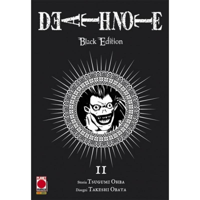DEATH NOTE BLACK EDITION #2 (DI 6) -RISTAMPA