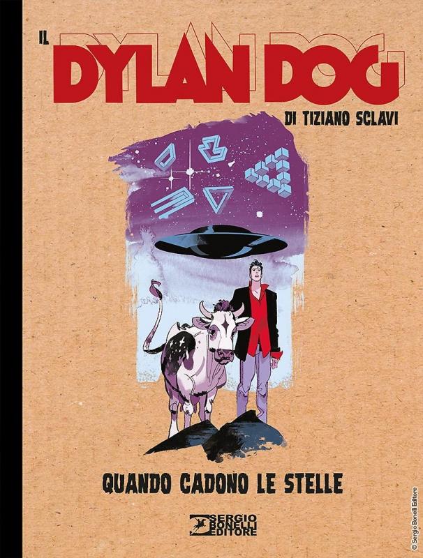 IL DYLAN DOG DI TIZIANO SCLAVI 13 - QUANDO CADONO LE STELLE
