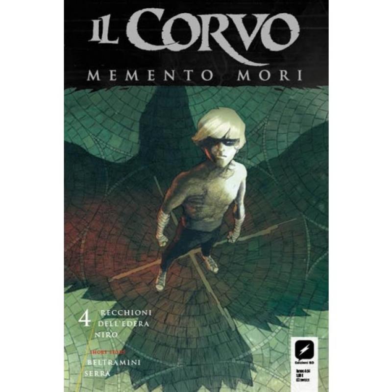 IL CORVO - MEMENTO MORI 4
