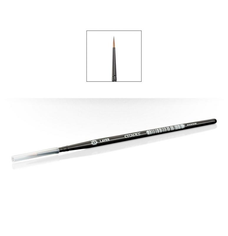 Pennello Citadel - Medium Layer Brush (M)